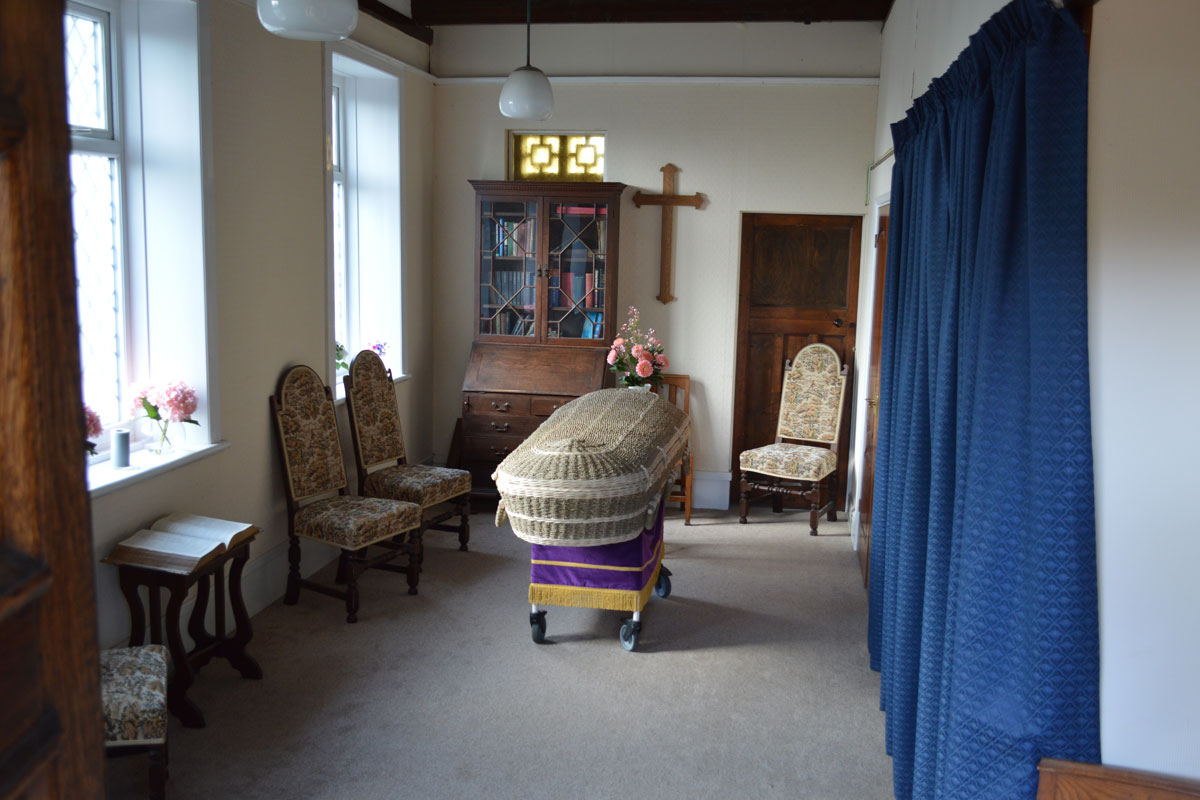 Acol Chapel of Rest W.S. Cole and Son Funeral Directors